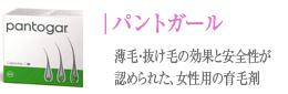 パントガール(育毛サプリ)
